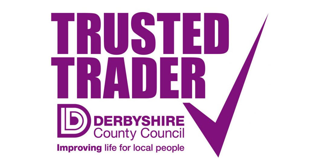 derbyshire trusted trader locksmith logo